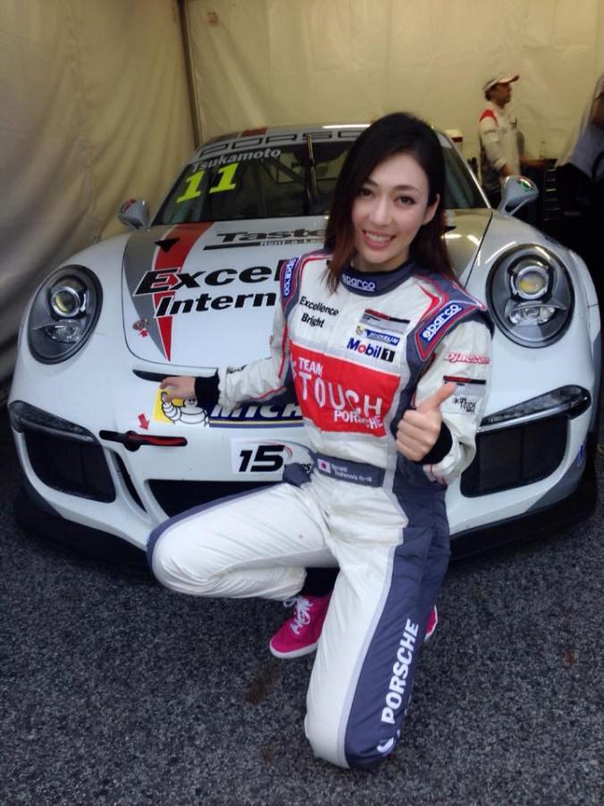 Nanami Tsukamoto / Porsche Cup Asia