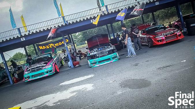 (C) Nick Nagano / Os carros da Team Ito e um da Z.S.S