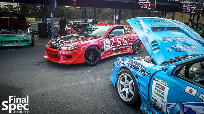 (C) Nick Nagano / Silvia S15 do Katsuhiro Ueo
